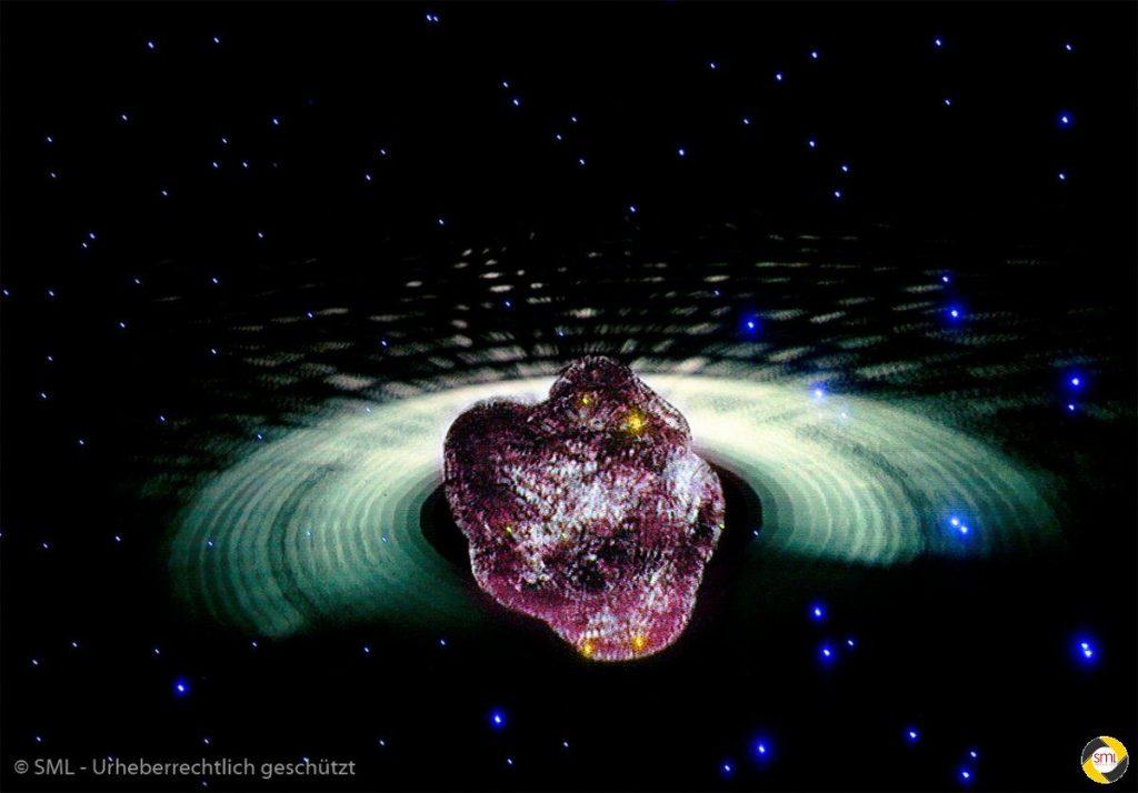 Galaxy Saturn (5/5) © Richard Mayer - 1. Platz Serien 2016