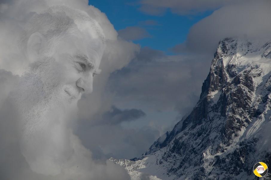Der Berggeist © Anna Milkova