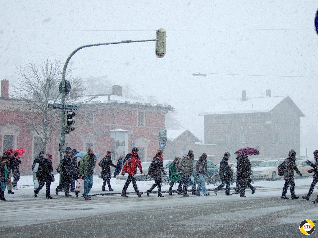 Pasinger Winter © Hannelore Kiefer