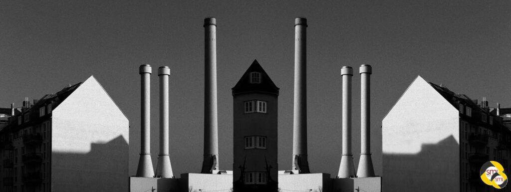 Heizkraftwerk © Hannelore Kiefer SML Fotoclub München