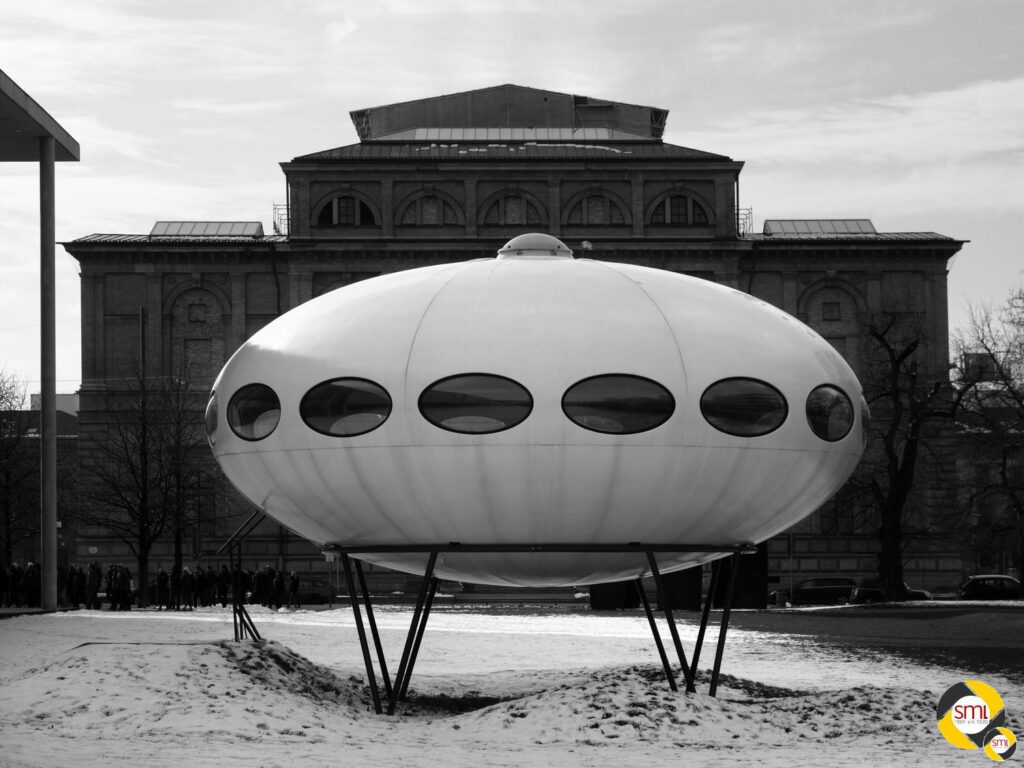 Kunstareal © Hannelore Kiefer, SML Fotoclub München