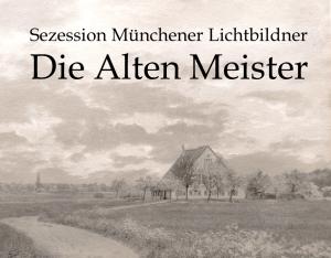 Buch Die Alten Meister (geplant 2019)