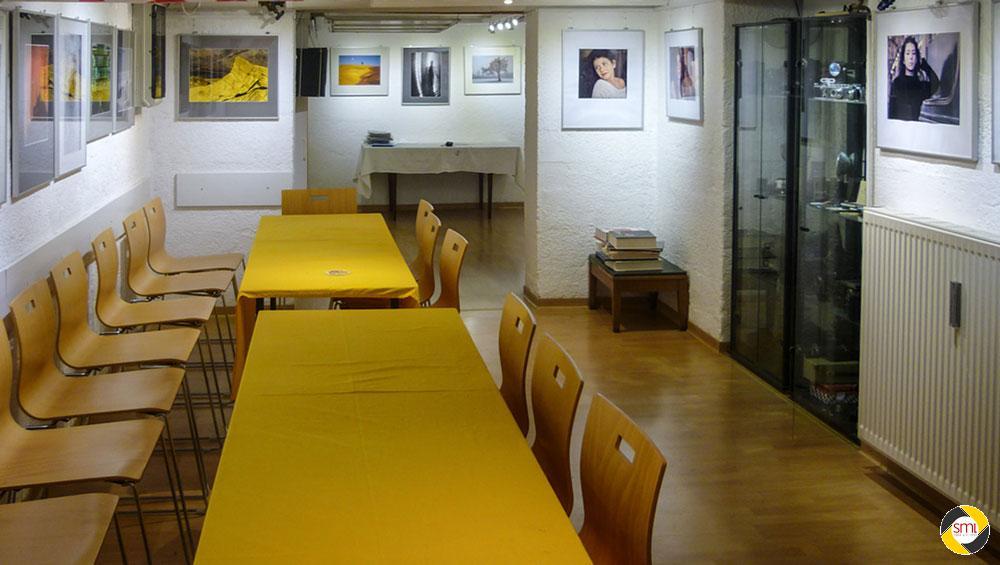 SML Ausstellungsraum