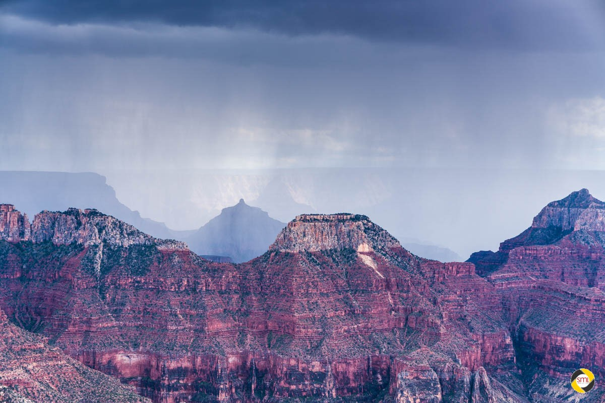 Strom over North Rim © Dieter Lier