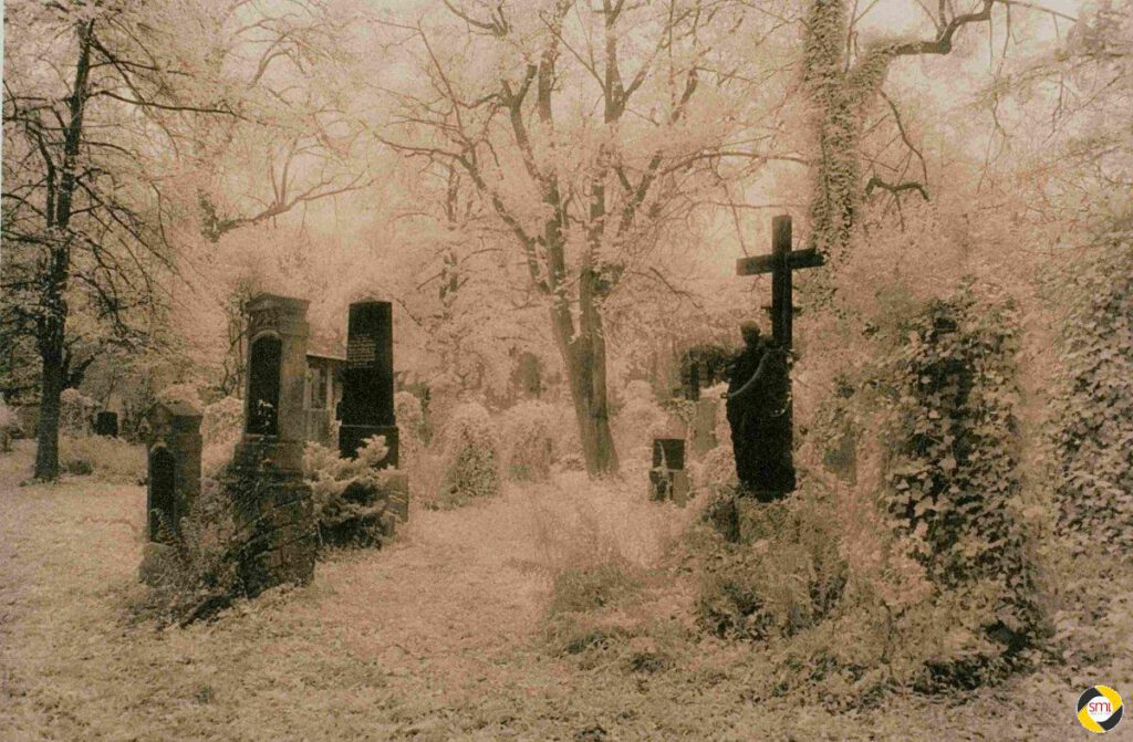 Alter Südlicher Friedhof (Lithprint) © Reno Terb