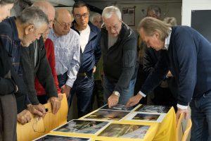 Fotodruck Workshop bei der SML mit Dethlof Erhardt