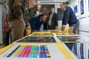 Farbechtheit und Druckqualität - Topthemen im Fotodruck-Workshop mit Dethlof Erhardt