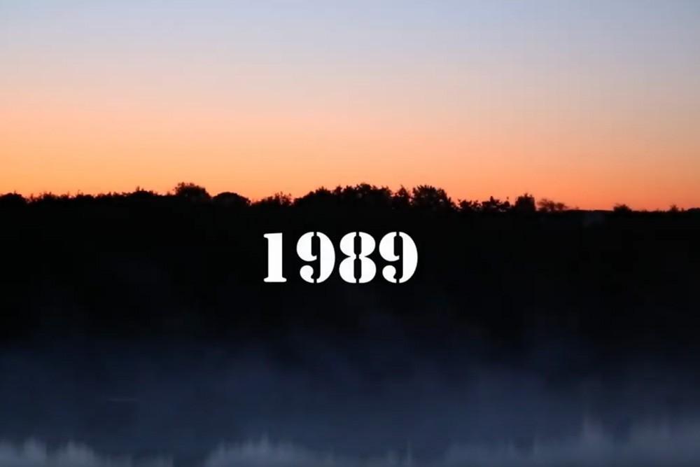 1989 – Musikvideo von Patrick Ranz