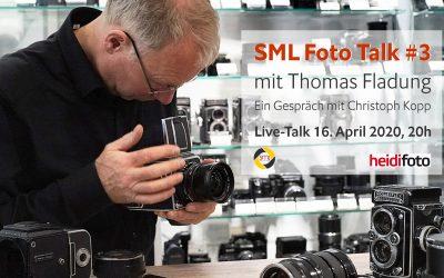 SML Foto Talk #3 mit Thomas Fladung